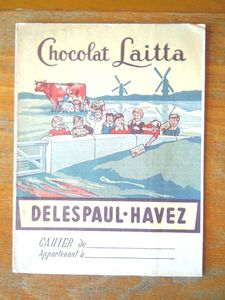 chocolat laitta