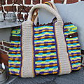 The boho gypsy tote