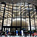 La superbe nouvelle bibliothèque de tianjin