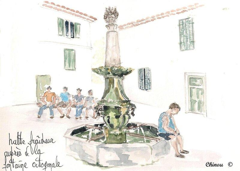 Fontaine du Cours Grans