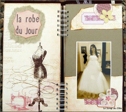 Mini robe de marié 14