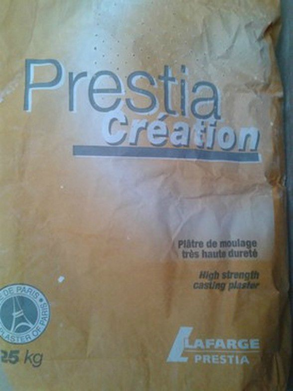 Plâtre Prestia Creation