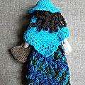 Mme Bouclettes bleues 2