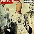 Paris match 5/01/1957
