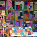 patchwork de velours