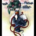 Lil' geisha