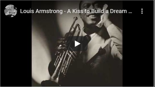 A Kiss to build a Dream on - Vignette