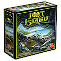 Boutique jeux de société - Pontivy - morbihan - ludis factory - Loot island