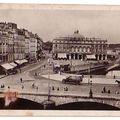 Mairie de Bayonne en 1940