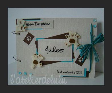 livre_de_bapteme_oursons_turquoise_et_chocolat