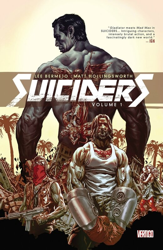 suiciders vol 1 HC