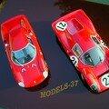 Ferrari 330 P4 / 250 LM