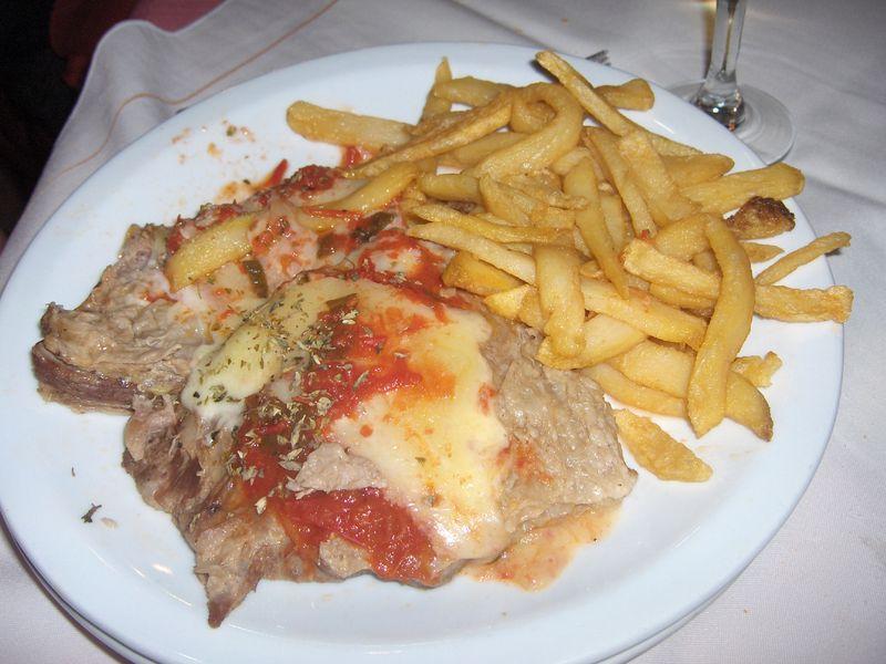 Matahambre de pizza in Buenos Aires