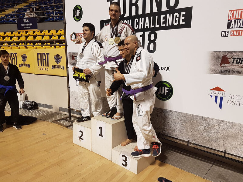 Podium Absolute Sam TJJ 2018