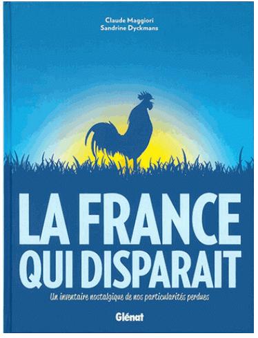 LA FRANCE QUI DISPARAIT - EDITIONS GLENAT - 2014