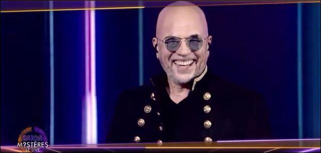 """Pascal Obispo chante dans """"Duos Mystères"""""""