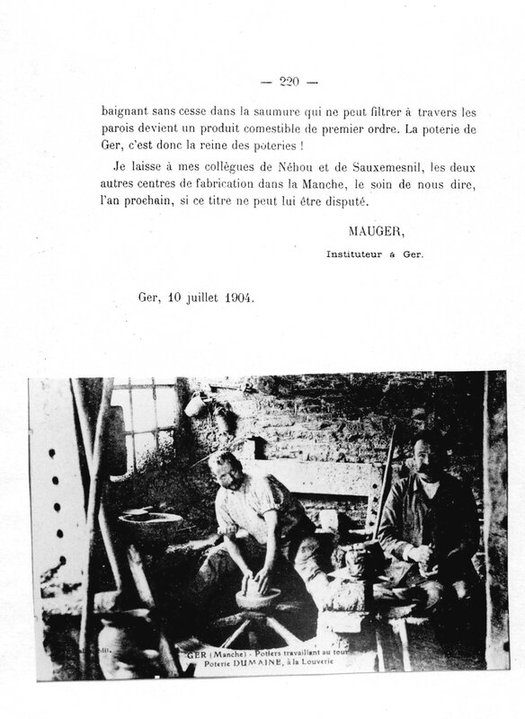 Mauger 1904 - Ger et ses poteries_Page_7