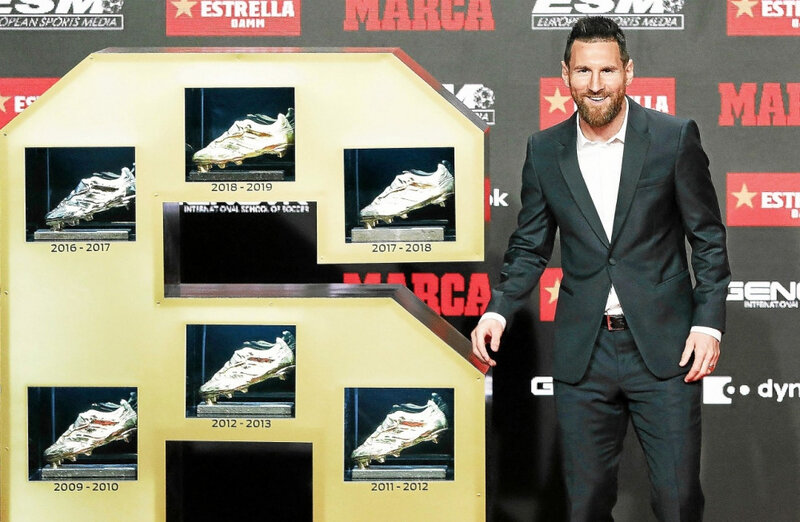 messi 6 souliers 2