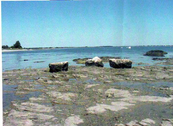 Dolmen Penvins 3 pierres 6-C-