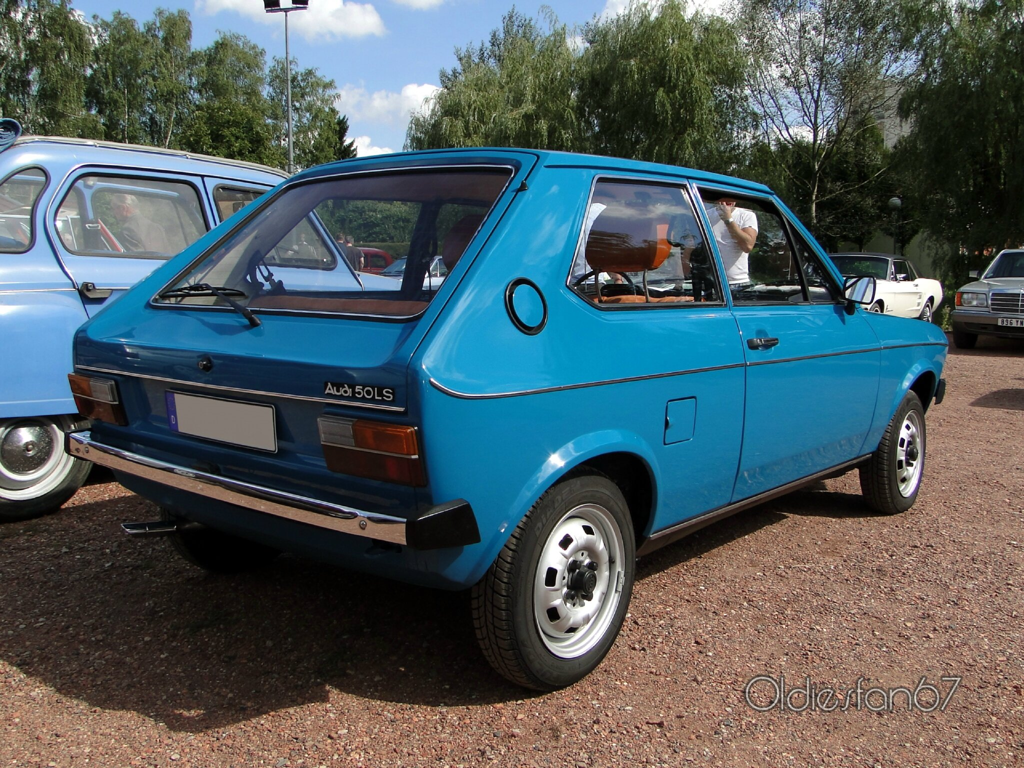 """Audi 50 LS-1975 - Oldiesfan67 """"Mon blog auto"""""""