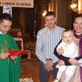 Le baptême d'anatole