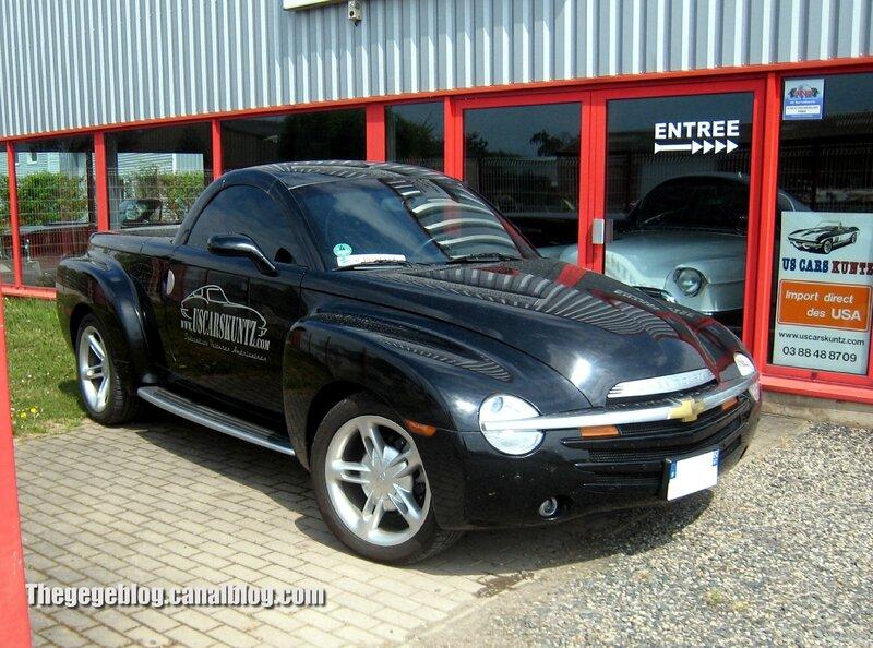 Chevrolet SSR (2003-2006) 01