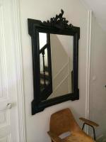 miroir à fronton 1