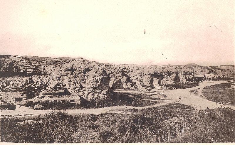 01 fort le plus puissant de Verdun tombé le 25 février 1916 et repris le 24 octobre 1916