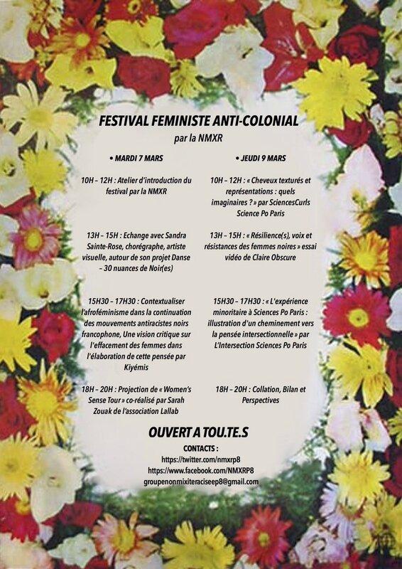 FestivalFéministeAnticolonial
