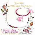 Little Bijoux - Bracelet fin Minimaliste - Chaîne Argent 925 et Perles - Fête des Mères - Handmade in France - ©Little Curiosité