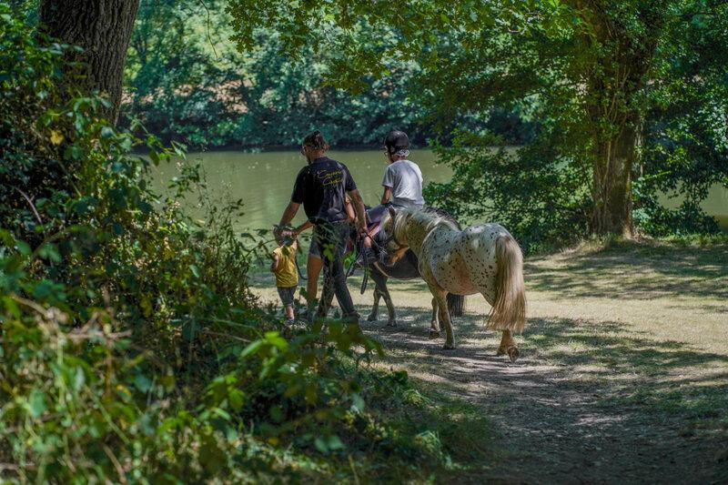 Balade virtuel dans le magnifique parc de la vallée de Poupet en bordure de la Sèvre Nantaise