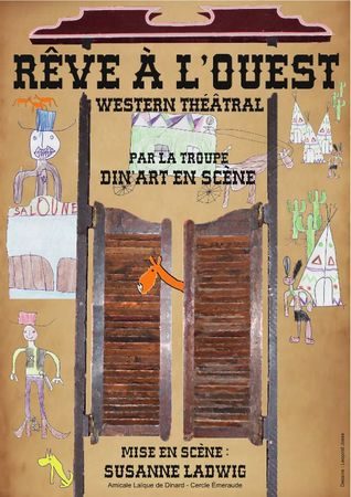 Rêve à l'West affiche FB