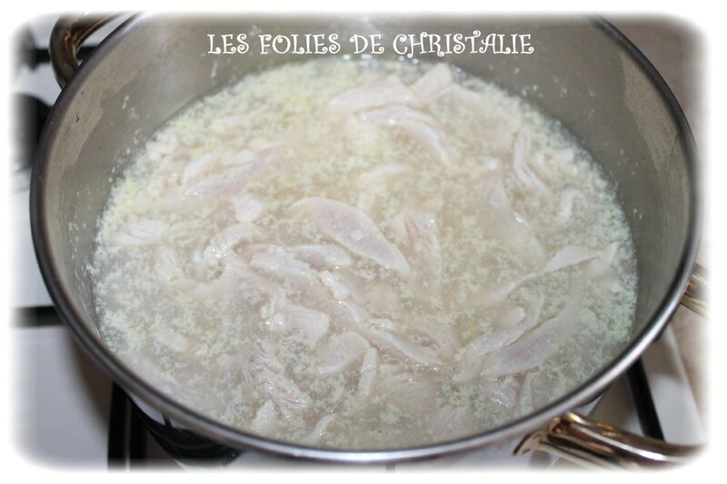 Terrine courgette poulet 1