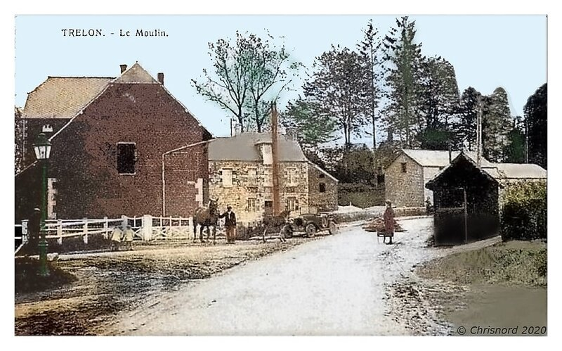 TRELON - Le Moulin