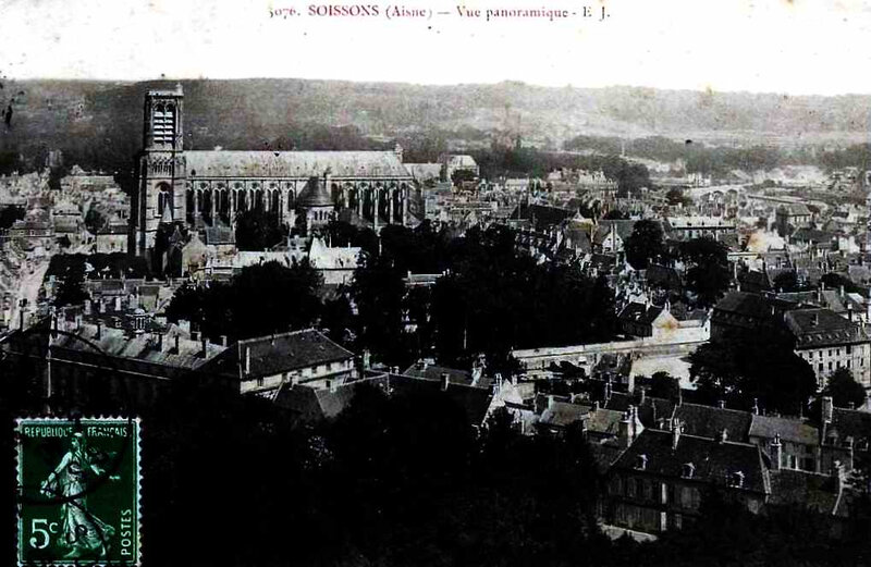 Soissons vuepanor