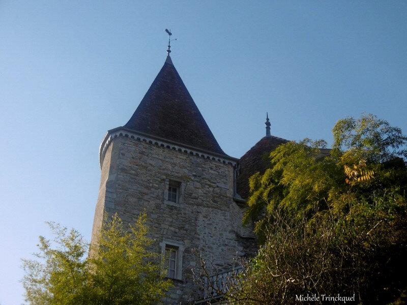 Sauveterre et Etang de la Pounte 291218