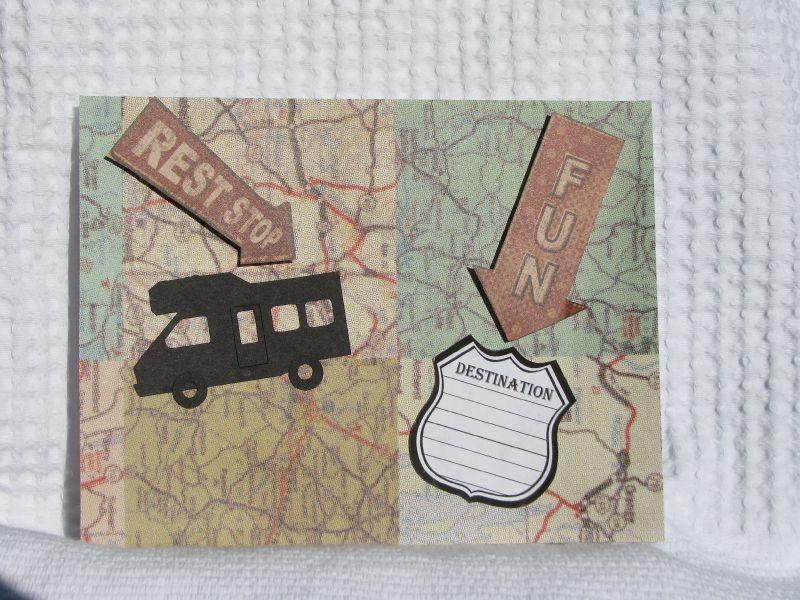 carte voyage 2011