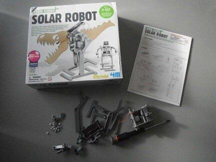 solar robot 4m 6