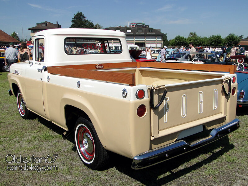 Ford F-100 Custom Cab-1959-02
