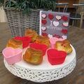 Muffins tomates & féta