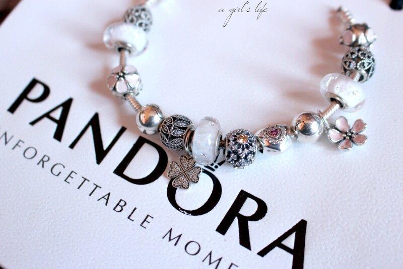 pandora bracelet 2
