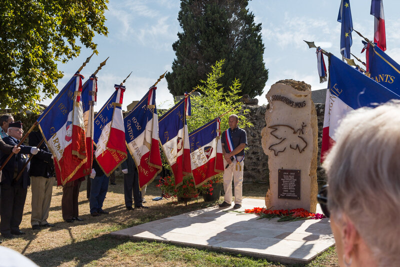 Inauguration monument aux morts 2018 09 02j3