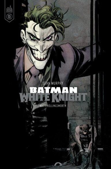 Batman White Knight - Sean Murphy, Matt Hollingsworth