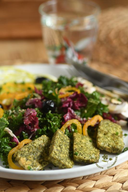 Salades & tofu lactofermenté_2
