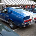 Shelby mustang gt 350 fastback coupe 1967