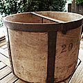 Pot à Blé 20L