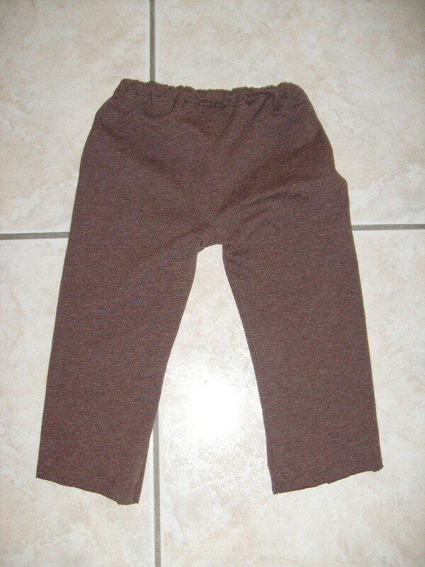 legging marron