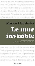 Haushofer_Mur invisible