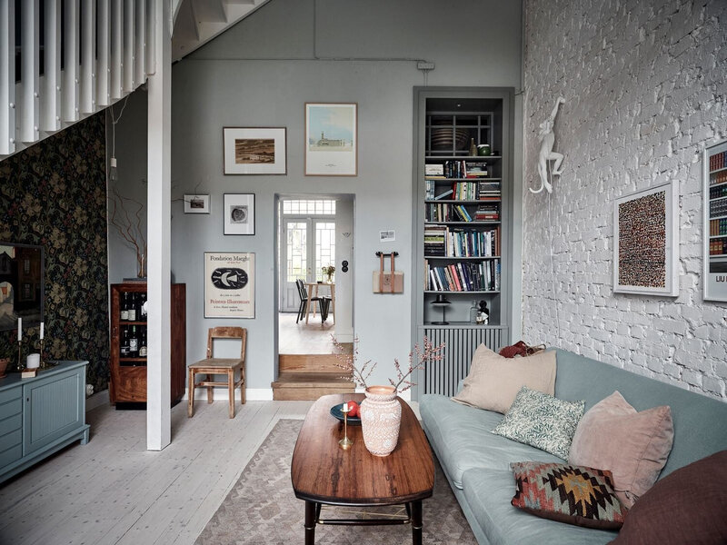 Vintage+Touches+in+a+Beautiful+Scandinavian+Home+-+dfdfdfdfThe+Nordroom