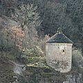Gariotte face au village de Rocamadour